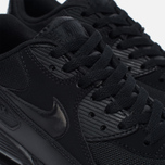 Мужские кроссовки Nike Air Max 90 Essential Triple Black фото- 5