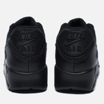 Мужские кроссовки Nike Air Max 90 Essential Triple Black фото- 3