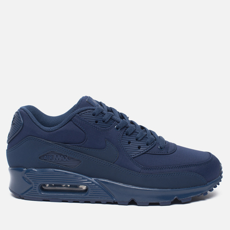 Мужские кроссовки Nike Air Max 90 Essential Triple Navy
