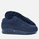 Мужские кроссовки Nike Air Max 90 Essential Triple Navy фото- 2