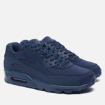 Мужские кроссовки Nike Air Max 90 Essential Triple Navy фото- 1