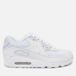 Мужские кроссовки Nike Air Max 90 Essential Triple White фото- 0