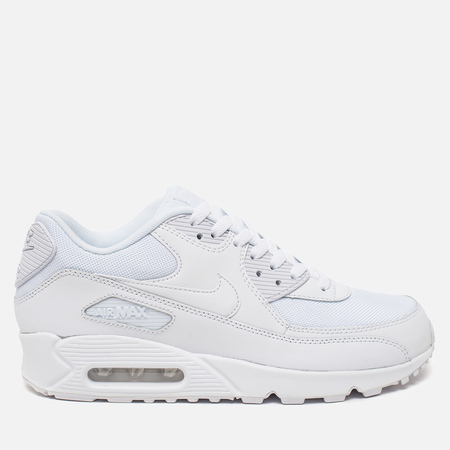 Мужские кроссовки Nike Air Max 90 Essential Triple White