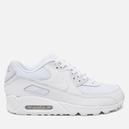 Nike Air Max 90 Essential Men's Sneakers Triple White
