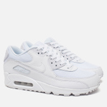 Мужские кроссовки Nike Air Max 90 Essential Triple White фото- 1