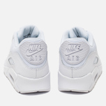 Мужские кроссовки Nike Air Max 90 Essential Triple White фото- 3