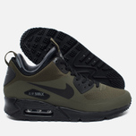 Мужские зимние кроссовки Nike Air Max 90 Mid Winter Dark Loden/Black/Dark Grey фото- 2