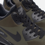 Мужские зимние кроссовки Nike Air Max 90 Mid Winter Dark Loden/Black/Dark Grey фото- 5