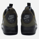 Мужские зимние кроссовки Nike Air Max 90 Mid Winter Dark Loden/Black/Dark Grey фото- 3