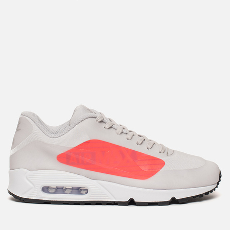 Мужские кроссовки Nike Air Max 90 NS GPX Natural Grey/Bright Crimson/Light Crimson