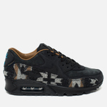Мужские кроссовки Nike Air Max 90 Pendleton QS Black/Brown фото- 0
