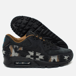 Мужские кроссовки Nike Air Max 90 Pendleton QS Black/Brown фото- 2