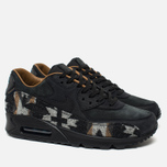 Мужские кроссовки Nike Air Max 90 Pendleton QS Black/Brown фото- 1