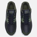Мужские кроссовки Nike Air Max 90 Premium Black/Olive фото- 4