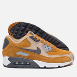 Мужские кроссовки Nike Air Max 90 Premium Bronze/Baroque Brown/Bamboo фото- 1