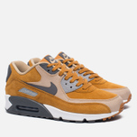 Мужские кроссовки Nike Air Max 90 Premium Bronze/Baroque Brown/Bamboo фото- 2