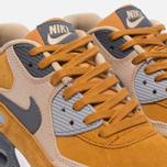 Мужские кроссовки Nike Air Max 90 Premium Bronze/Baroque Brown/Bamboo фото- 5