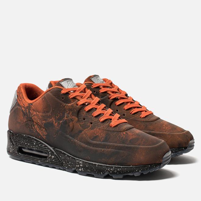 Кроссовки Nike Air Max 90 QS Mars Stone/Magma Orange