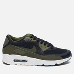Мужские кроссовки Nike Air Max 90 Ultra 2.0 Essential Black/Legion Green/Sail фото- 0