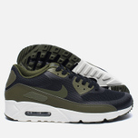 Мужские кроссовки Nike Air Max 90 Ultra 2.0 Essential Black/Legion Green/Sail фото- 1