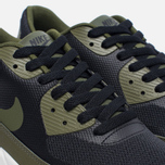 Мужские кроссовки Nike Air Max 90 Ultra 2.0 Essential Black/Legion Green/Sail фото- 5