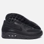 Мужские кроссовки Nike Air Max 90 Ultra 2.0 Essential Triple Black/Dark Grey фото- 2