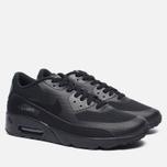 Мужские кроссовки Nike Air Max 90 Ultra 2.0 Essential Triple Black/Dark Grey фото- 1
