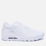 Мужские кроссовки Nike Air Max 90 Ultra 2.0 Essential Triple White фото- 0
