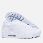 Мужские кроссовки Nike Air Max 90 Ultra 2.0 Essential Triple White фото- 2