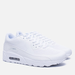 Мужские кроссовки Nike Air Max 90 Ultra 2.0 Essential Triple White фото- 1