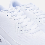 Мужские кроссовки Nike Air Max 90 Ultra 2.0 Essential Triple White фото- 5