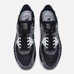 Мужские кроссовки Nike Air Max 90 Ultra 2.0 Flyknit Black/Black/White фото- 4