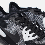 Мужские кроссовки Nike Air Max 90 Ultra 2.0 Flyknit Black/Black/White фото- 5