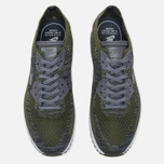 Мужские кроссовки Nike Air Max 90 Ultra 2.0 Flyknit Rough Green/Dark Grey/White/Black фото- 4