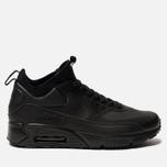 Мужские кроссовки Nike Air Max 90 Ultra Mid Winter Black/Black/Anthracite фото- 0