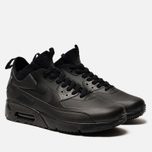 Мужские кроссовки Nike Air Max 90 Ultra Mid Winter Black/Black/Anthracite фото- 2