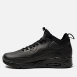 Мужские кроссовки Nike Air Max 90 Ultra Mid Winter Black/Black/Anthracite фото- 1