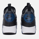 Мужские кроссовки Nike Air Max 90 Ultra Mid Winter Obsidian/Black/Gym Blue/Cool Grey фото- 3