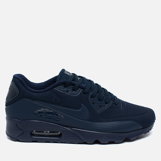 Nike Air Max 90 Ultra Moire Men's Sneakers Midnight Navy