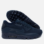 Мужские кроссовки Nike Air Max 90 Ultra Moire Midnight Navy фото- 1