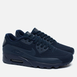 Мужские кроссовки Nike Air Max 90 Ultra Moire Midnight Navy фото- 2