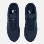 Nike Air Max 90 Ultra Moire Men's Sneakers Midnight Navy photo- 4