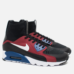 Мужские кроссовки Nike Air Max 90 Ultra Superfly Black/White фото- 1