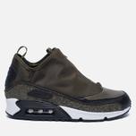 Мужские кроссовки Nike Air Max 90 Utility Dark Loden/Black/Medium Olive фото- 0