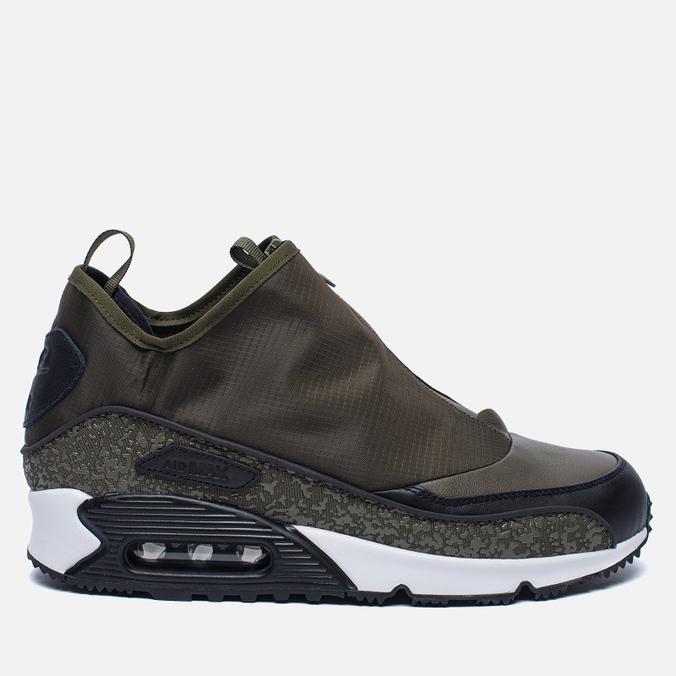 Мужские кроссовки Nike Air Max 90 Utility Dark Loden/Black/Medium Olive