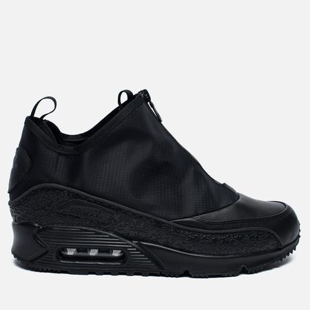 Мужские зимние кроссовки Nike Air Max 90 Utility Triple Black