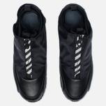 Мужские зимние кроссовки Nike Air Max 90 Utility Triple Black фото- 4