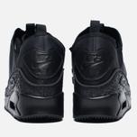 Мужские зимние кроссовки Nike Air Max 90 Utility Triple Black фото- 5