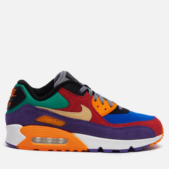 Мужские кроссовки Nike Air Max 90 Viotech QS University Red/Pale Vanilla/Hyper Grape