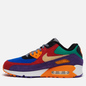 Мужские кроссовки Nike Air Max 90 Viotech QS University Red/Pale Vanilla/Hyper Grape фото - 5